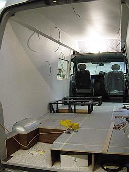 Ceinture Sur Caisson Camping Car
